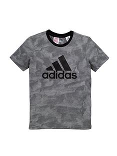 adidas-adidas-youth-boys-print-tee