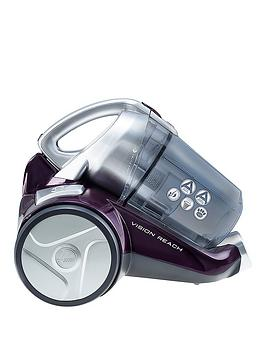 hoover-vision-reach-pets-bf70-vs11001-bagless-cylinder-vacuum-cleaner--nbsppurplesilver
