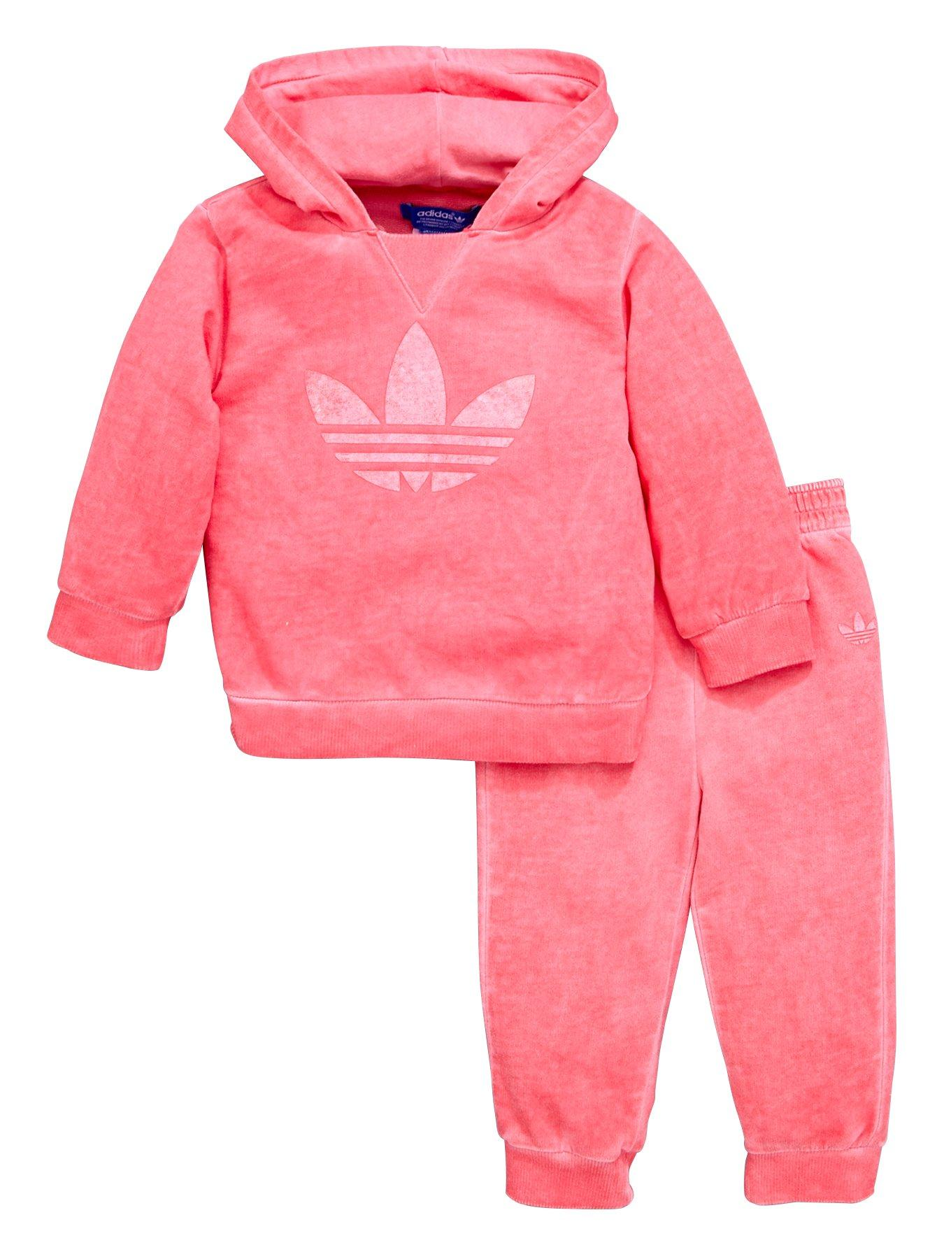 baby girl clothes in adidas