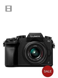 panasonic-claim-pound100-cashbacknbspdmc-g7-keb-k-compact-system-camera-withnbsp4k-photo-4k-video-amp-wi-fi