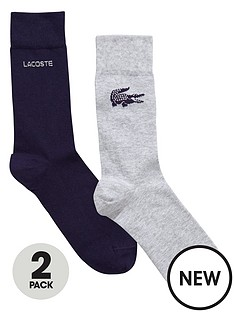 lacoste-mens-socks-ndash-2-pack
