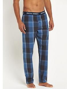 jack-jones-checknbsppyjama-pants