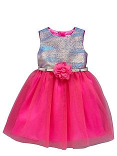 ladybird-girls-sparkle-tutu-party-dress-with-corsage-belt-12-months-7-years