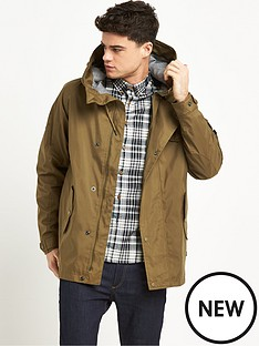 bellfield-bellfield-technical-fur-trim-parka