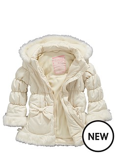 ladybird-girls-faux-fur-trim-padded-jacket-12-months-7-years