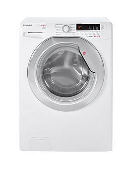 Hoover Dynamic Next Classic Wdxcc4851W 8Kg Wash 5Kg Dry 1400 Spin Washer Dryer  White