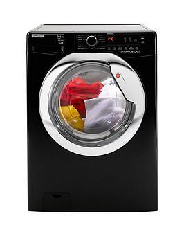 Hoover Dynamic Next Classic Wdxcc5962B 9Kg Wash 6Kg Dry 1500 Spin Washer Dryer  Black