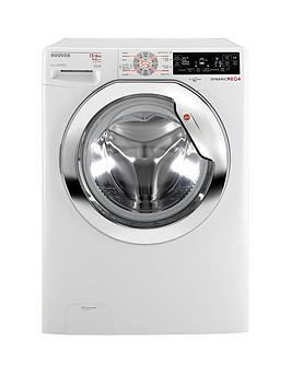 Hoover Dynamic Next Luxury Wdmt4138Ai2 13Kg Wash 8Kg Dry 1400 Spin Washer Dryer  White