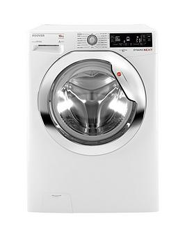 Hoover Dxp410Aiw3 Dynamic Next Premium 10Kg Load 1400 Spin Washing Machine  White
