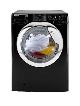 Hoover Dxp410Aib3 Dynamic Next Premium 10Kg Load 1400 Spin Washing Machine  Black
