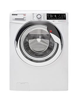 Hoover Dxp412Aiw3 Dynamic Next Premium 12Kg Load 1400 Spin Washing Machine  White
