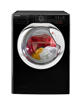 Hoover Dxcc48B3 Dynamic Next Classic 8Kg Load 1400 Spin Washing Machine  Black