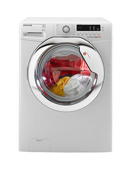Hoover Dxcc48W3 Dynamic Next Classic 8Kg Load 1400 Spin Washing Machine  White