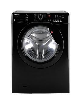 Hoover Dxc4E47B3 Dynamic 7Kg Load 1400 Spin Washing Machine  Black