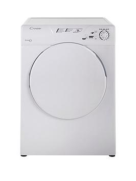 Candy Grand O Comfort Gcv590Nc 9Kg Vented Tumble Dryer  White