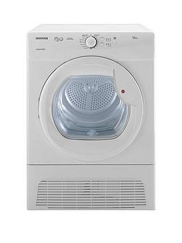 Hoover Dynamic VTC5101NB 10kg Condenser Sensor Tumble Dryer  White