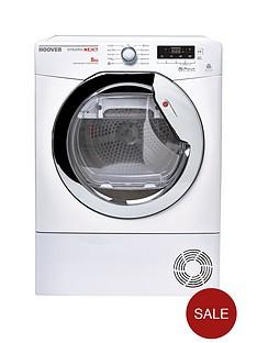 hoover-dncd813bc-dynamic-8kg-aquavision-condenser-sensor-tumble-dryer-white