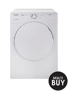 hoover-vtv590nc-vision-tech-9kg-vented-tumble-dryer-white