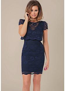 jessica-wright-lucinda-lace-tiered-dress-navy