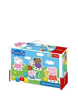trefl-4-in-1-baby-puzzle-peppa-pig