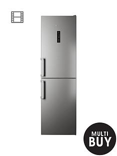 hotpoint-ultima-xul95t1zxojh-60cm-frost-free-fridge-freezer-stainless-steel