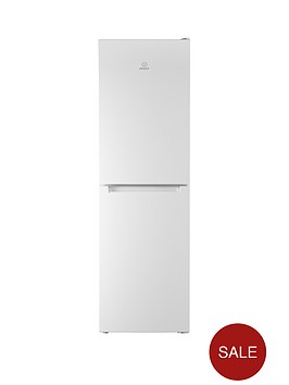 indesit-ld85f1w-60cm-frost-free-fridge-freezer-a-energy-rating-white