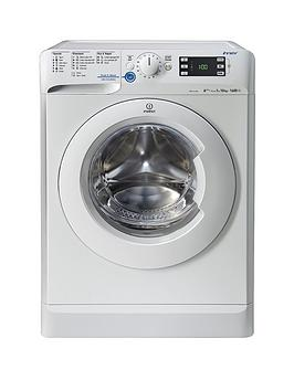 Indesit Xwe101683W Innex 1600 Spin 10Kg Load Washing Machine  White