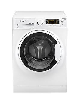 Hotpoint Ultima SLine Rpd10657J 1600 Spin 10Kg Load Washing Machine  White