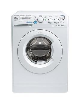 Indesit Xwsc61251W Innex 1200 Spin 6Kg Load Washing Machine  White