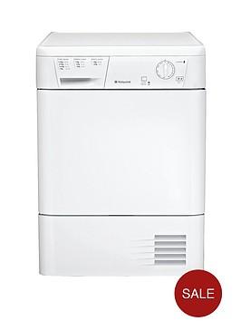 hotpoint-aquarius-fetc70bp-7kg-condenser-dryer-white