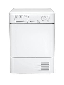 Hotpoint Hotpoint First Edition Fetc70Bp 7Kg Condenser Dryer - White Picture