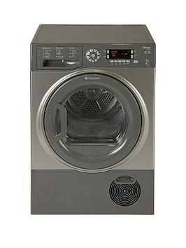 Hotpoint Hotpoint Ultima S-Line Sutcd97B6Gm 9Kg Sensor Condenser Tumble  ... Picture