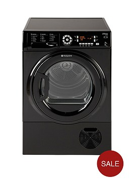 hotpoint-ultimanbsps-line-sutcd97b6km-9kgnbspsensor-condenser-tumble-dryer-black