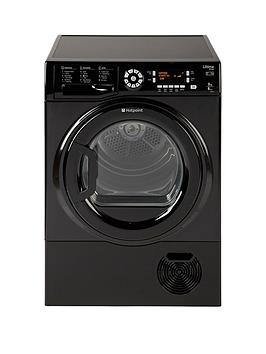 Hotpoint Hotpoint Ultima S-Line Sutcd97B6Km 9Kg Sensor Condenser Tumble  ... Picture