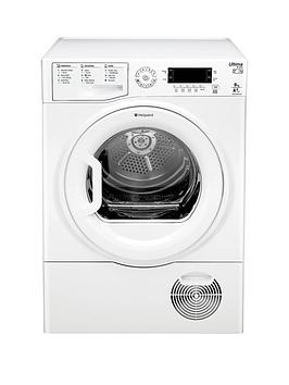 hotpoint-ultima-s-line-sutcdgreen9a1-9kgnbspheat-pump-dryer-white