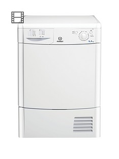 indesit-ecotime-idc8t3b-8kgnbspload-condenser-tumble-dryer-white