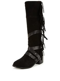 joe-browns-suede-fringed-boot