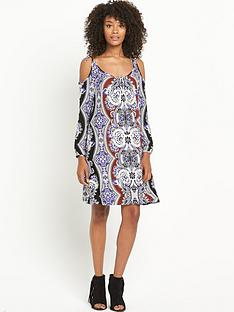 south-cold-shoulder-tunic-dressnbsp