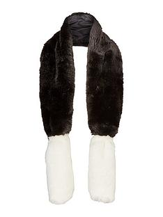 lipsy-faux-fur-collar