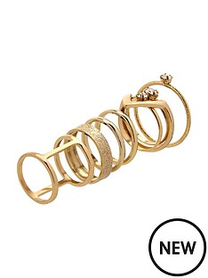 lipsy-by-fleur-east-multi-stack-ring-pack