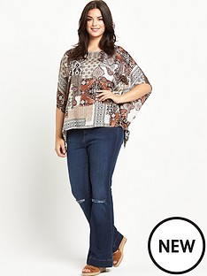 alice-you-printed-batwing-top
