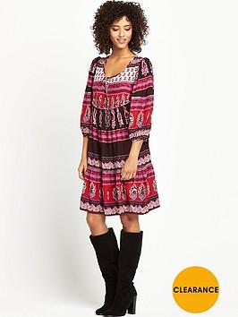 south-long-sleeve-paisley-print-gypsy-dress