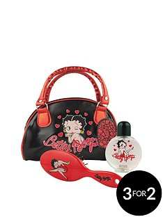 betty-boop-50ml-edt-hairbrush-and-handbag-gift-set