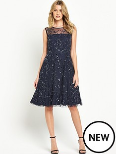 definitions-embellished-fit-and-flare-dress