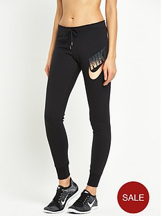 nike-rally-metallic-print-tight