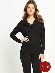 joe-browns-sensual-cowl-neck-top