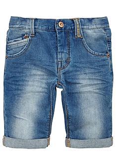 name-it-girls-slim-leg-denim-shorts