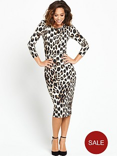 myleene-klass-leopard-bodycon-dress