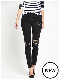 v-by-very-chain-detail-skinny-jeans