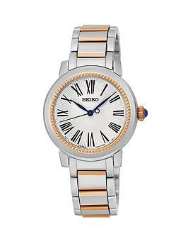 seiko-white-dial-quartz-two-tone-stainless-steel-bracelet-ladies-watch